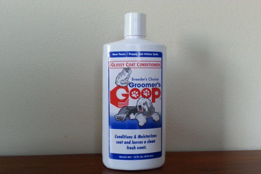 Groomer's Goop Glossy Coat Conditioner