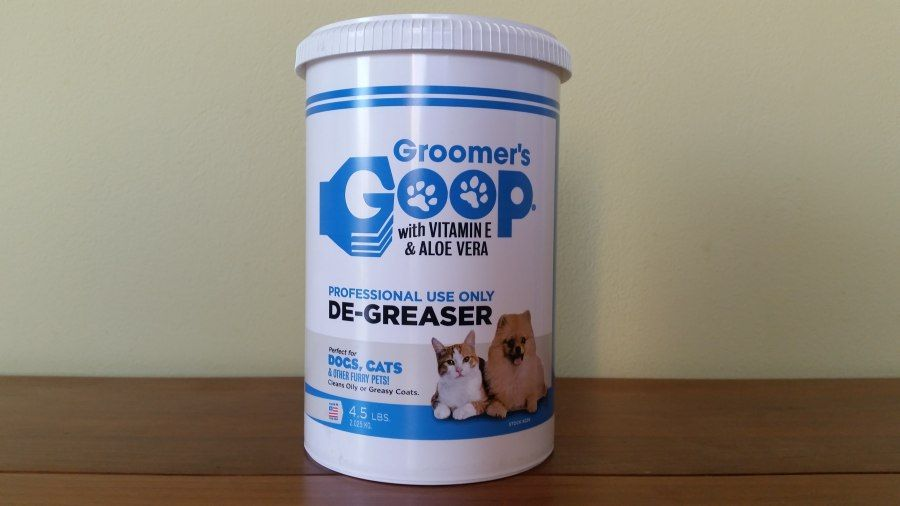 Groomer's Goop Pasta Sgrassante