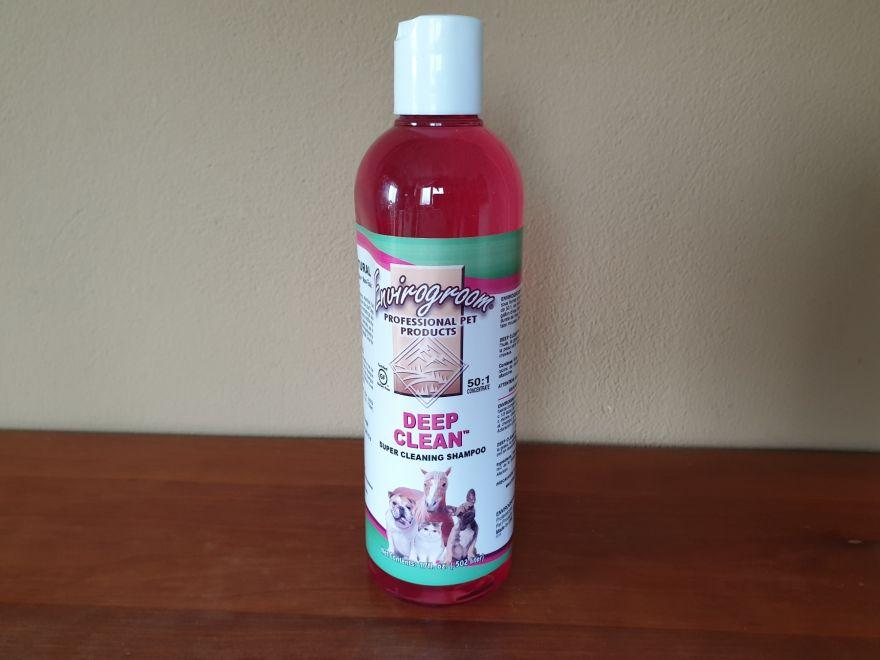 Envirogroom Deep Clean shampoo - super cleaning shampoo