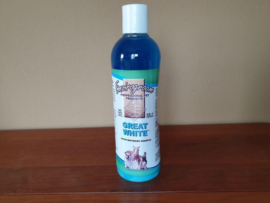 Envirogroom Great White - super whitening shampoo